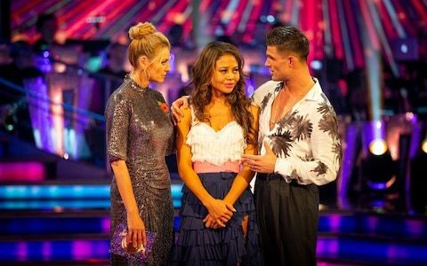 Strictly Come Dancing 2019, week seven results live: Viscountess Emma Weymouth sent home as Mike Bushell survives his third dance-off