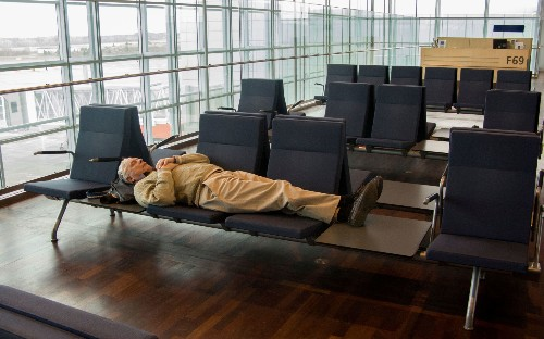 The world's best airports to sleep in - 2015