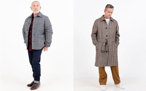 Is tweed just a little tired? Two men's style aficionados make the case for and against