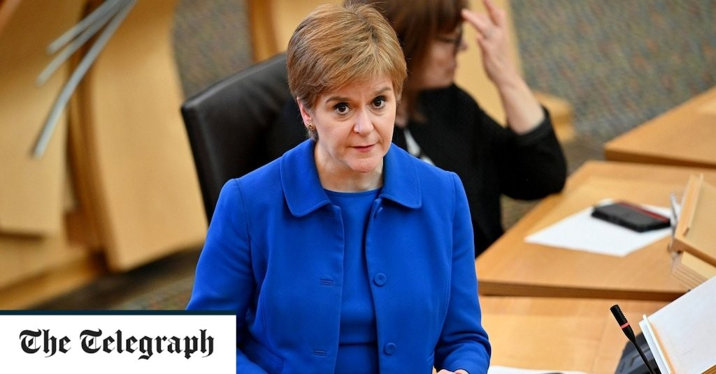 Nicola Sturgeon 'should have excluded areas with little Covid from Scottish household visit ban'