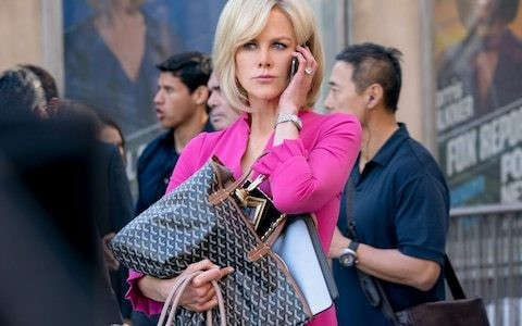 Bombshell review: Nicole Kidman's all-star Fox News harassment drama flirts with danger