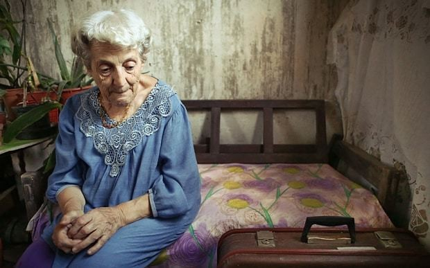 Tens of thousands of Israeli Holocaust survivors are living in abject poverty