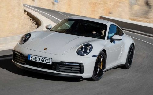 2019 Porsche 911 review: all-new version of the world's most famous sports car is a classic vintage
