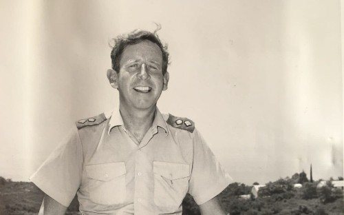 Lt Col the Rev Tom Hiney, won an MC in the Congo – obituary