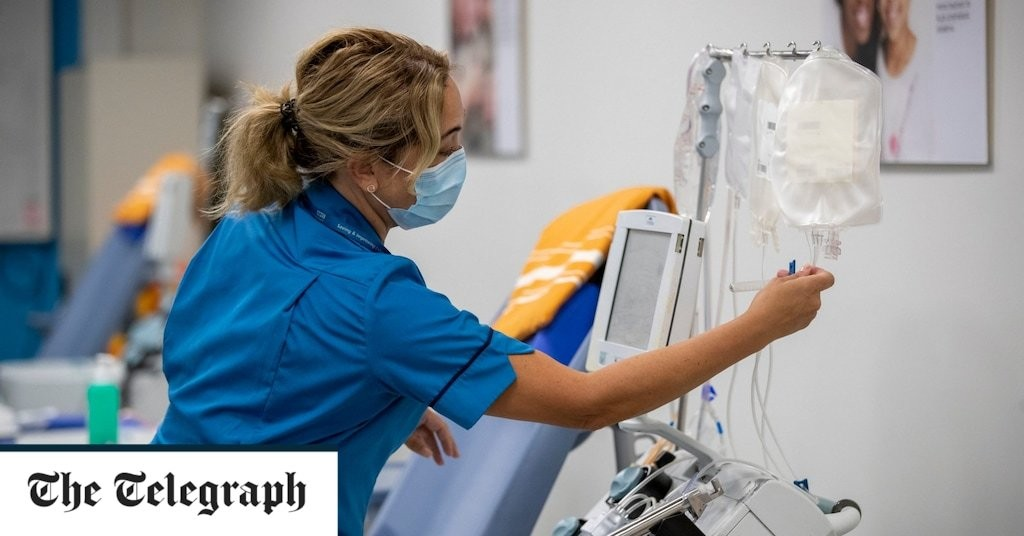 Shutdown of NHS in second wave risks thousands of deaths, doctors warn