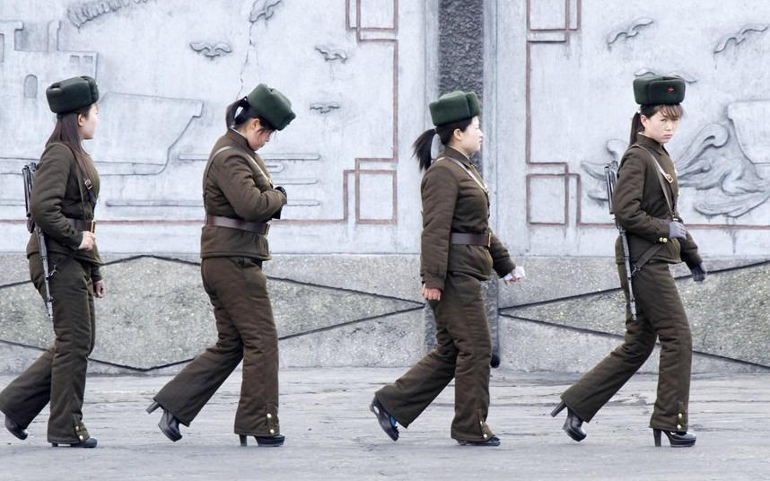 North Korea - Magazine cover