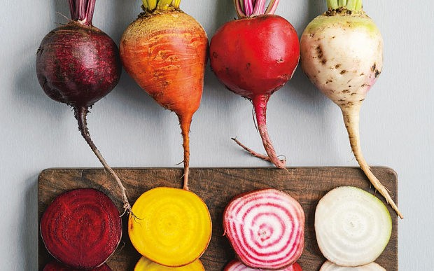 James Wong: how to grow the best-tasting beetroot ever