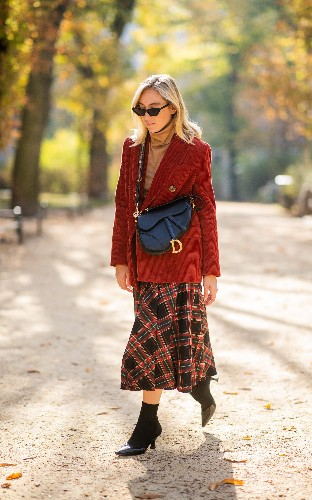 How to style your midi skirt now, according to The Telegraph's fashion editors