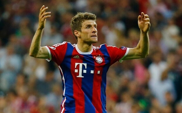 Everything you need to know about Thomas Muller