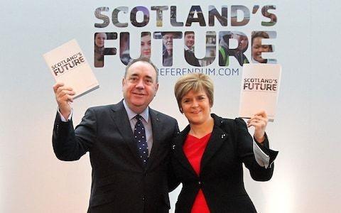 Nicola Sturgeon's civil servants continuing to draw up independence 'White Paper Two' despite referendum refusal
