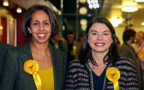 Lib Dems under fire for deluge of leaflets throughout campaign