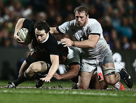 New Zealand v England player ratings: Kyle Eastmond was horribly exposed and Courtney Lawes disappeared