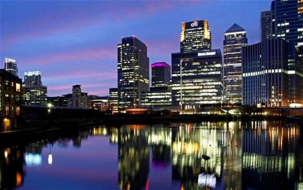 EY latest City firm to head to Canary Wharf