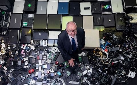 Britain's 'stockpile' of unused gadgets puts future of life-saving technologies at risk