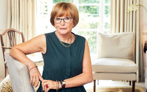 Anne Robinson says she is in 'despair' over 'fragile' modern women who are 'unable to deal' with sexual harassment in the work place