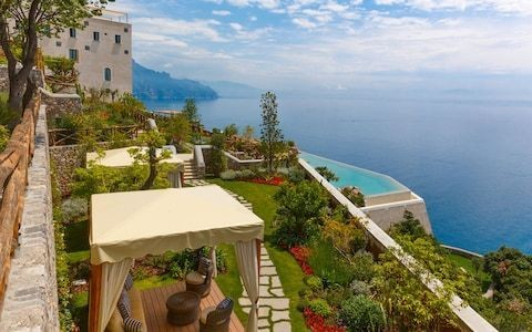 Top 10: the best Amalfi Coast hotels