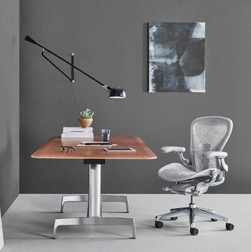 Herman Miller remasters the Aeron chair