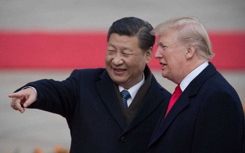 China 'cancels trade talks with US and won't send delegation to Washington'
