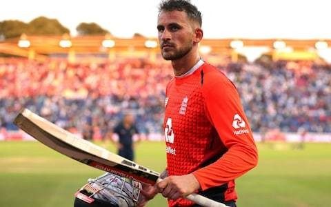 England World Cup plans disrupted as Alex Hales misses county match for 'personal reasons'