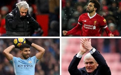 The 10 questions still to be answered this season ahead of the Premier League's return