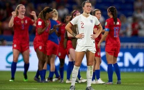 Lucy Bronze: It's only a matter of time until England win a tournament
