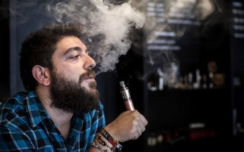 If Donald Trump ban vaping where will this leave tobacco stock investors?