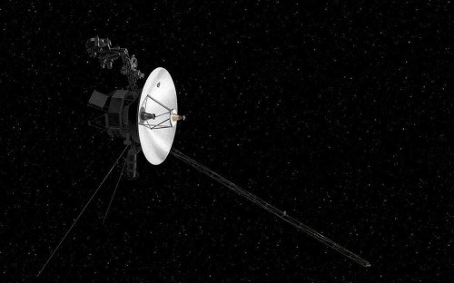 Voyager 2 leaves Solar System, becoming only second man-made object to enter interstellar space