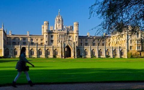 Does Cambridge University have a rape problem?