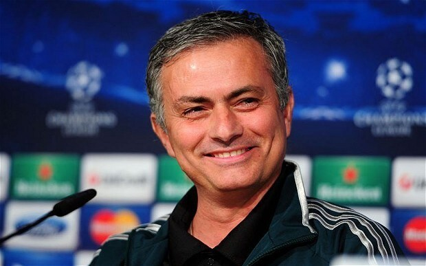 Jose Mourinho confirms he will be Chelsea manager by the end of the week