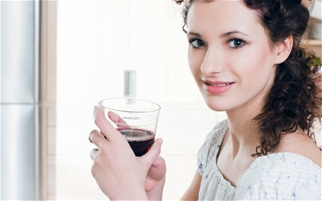 Drink cherry juice to recover quicker