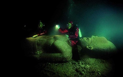 Sunken Cities: the man who found Atlantis