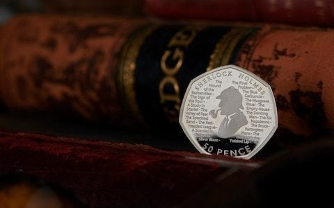 Sherlock Holmes 50p coin: do you have a fortune hidden in your change?