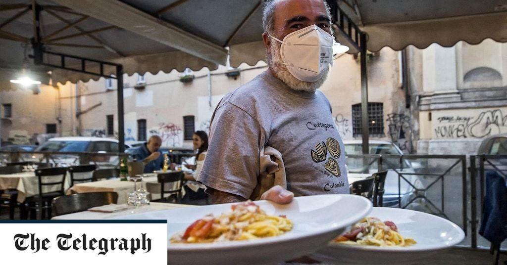 Restaurants and cafés are reopening – how will coronavirus change them?