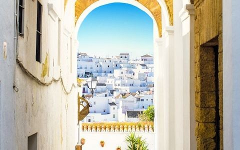 A delicious awakening in one of Andalucia's most compelling towns