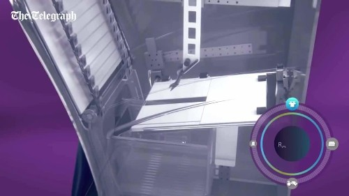 This £600 laundry robot will fold your clothes in seconds