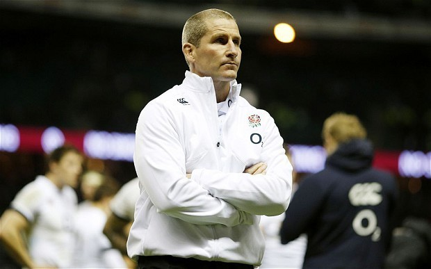 England under Stuart Lancaster are growing in stature but it is doubtful if they will be ready for 2015 World Cup