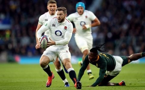 England's area to improve this Six Nations - score more points inside the opposition 22