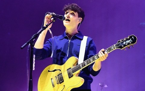 Vampire Weekend, Alexandra Palace, review: the end of the world has never sounded so nice