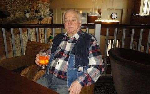 Sergei Skripal heard for the first time since poisoning in phone call, relatives say