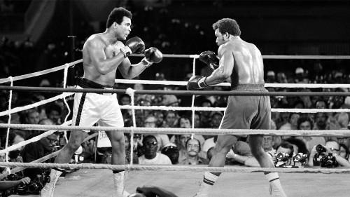 Muhammad Ali, boxing heavyweight – obituary