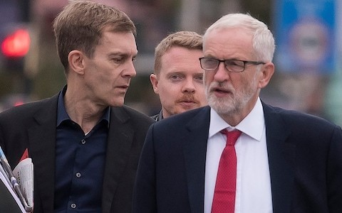'Orwellian' Seamus Milne caused top Labour aide to resign in frustration over inability to get policies past him