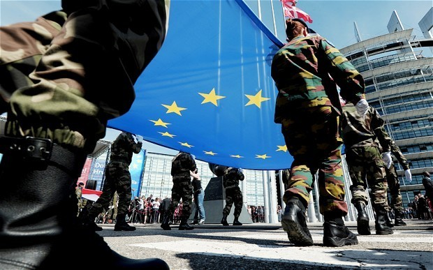 The tide begins to turn on the EU's military ambitions