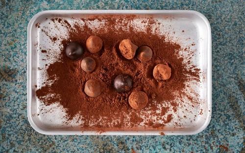 Revealed: the secret to making amazing truffles