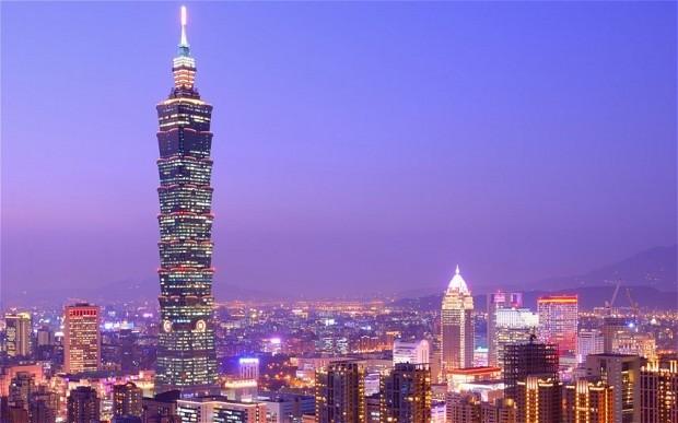Travel Taiwan - Magazine cover