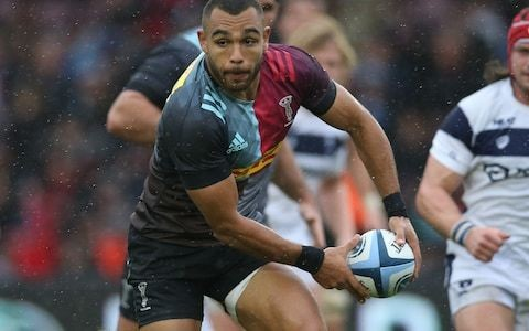 Harlequins' Joe Marchant will embark on Super Rugby sabbatical which could help him become 'best 13 in England'