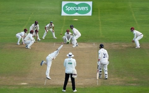 Somerset docked 12 points for next County Championship season after poor Taunton pitch for Essex decider