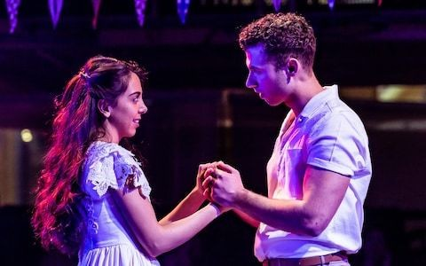 West Side Story review, Manchester Royal Exchange: more UK rehearsal-room than NYC melting-pot