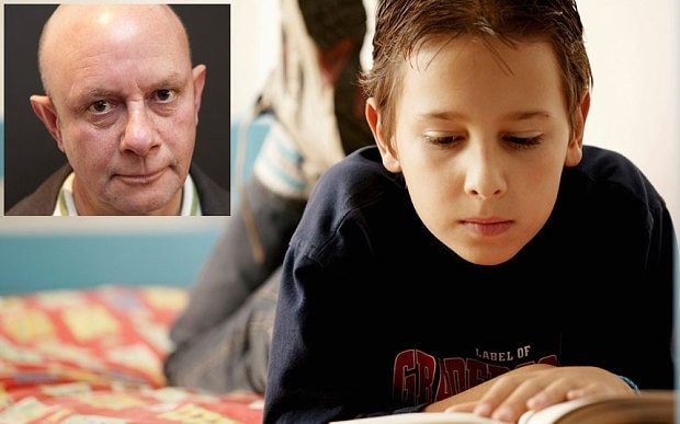 Tell boys books are 'highly inappropriate' to get them to read, says Nick Hornby