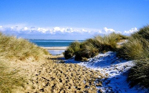 Britain's best winter beaches for treasure hunts