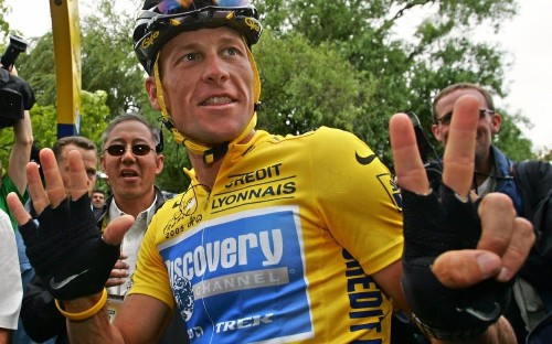 Lance Armstrong: Uber investment saved my family